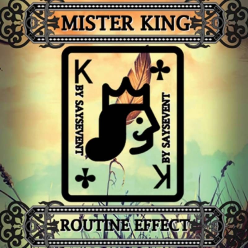 Mister King by SaysevenT video DESCARGA