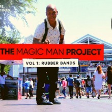 The Vault - The Magic Man Project (Volume 1 Rubber Bands) by Andrew Eland video DOWNLOAD