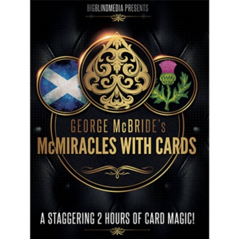 George McBride's McMiracles With Cards video DOWNLOAD