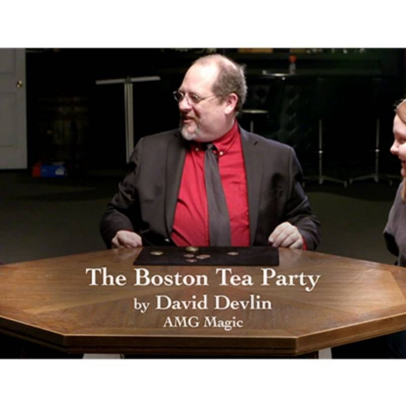 The Boston Tea Party by David Devlin and AMG Magic video DOWNLOAD