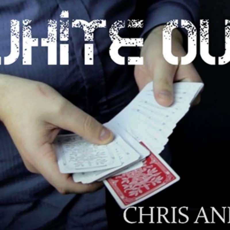 White Out by Chris Annable video DESCARGA