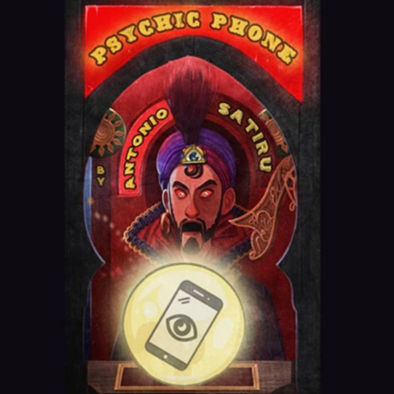 Psychic Phone by Antonio Satiru video DESCARGA