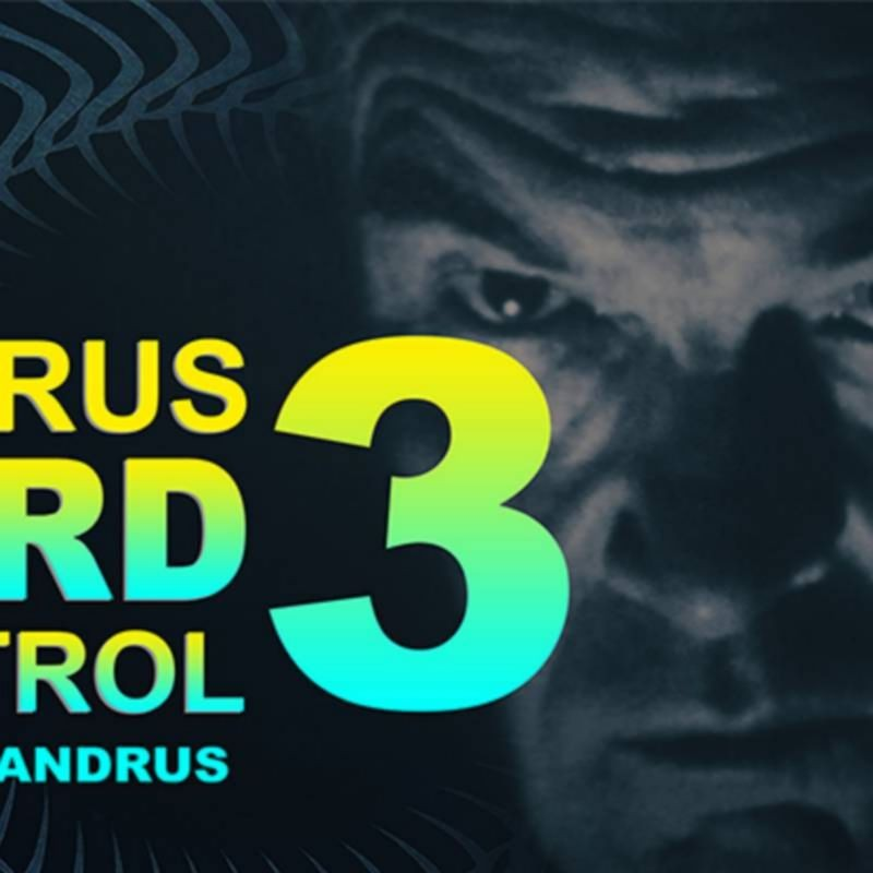 Andrus Card Control 3 by Jerry Andrus Taught by John Redmon video DESCARGA