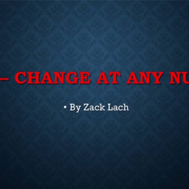 CAAN - Change At Any Number by Zack Lach video DESCARGA