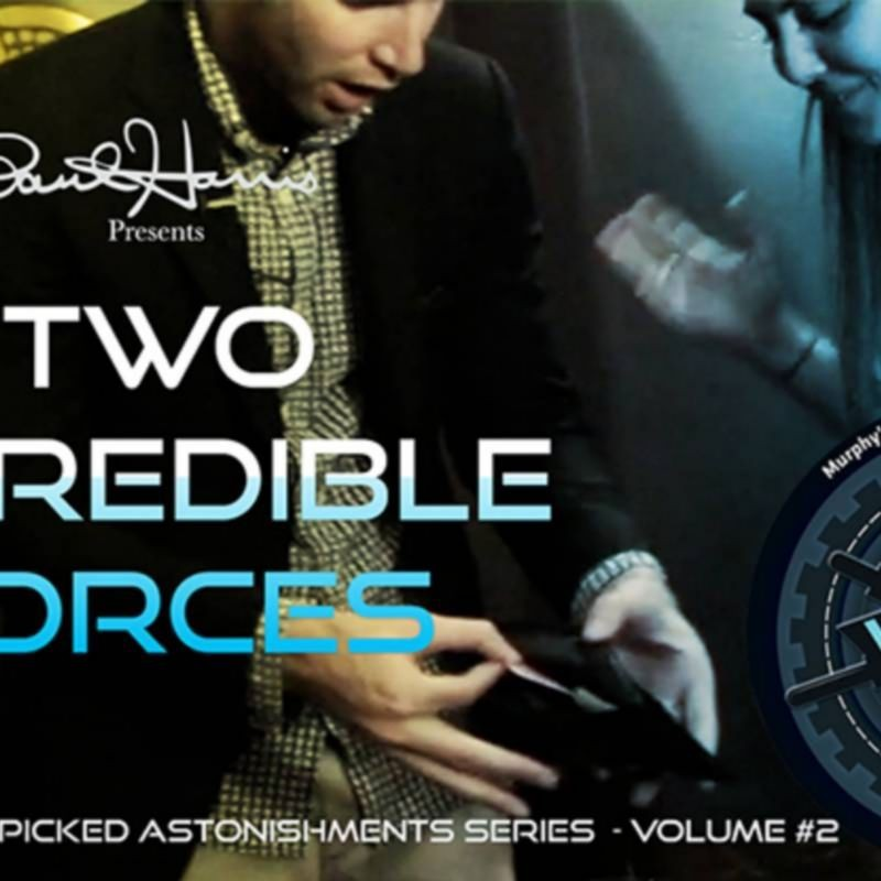 The Vault - Two Incredible Forces by Lubor Fiedler and Gary Ouellet (From the Hand Picked Astonishments Series Volume 2) video D