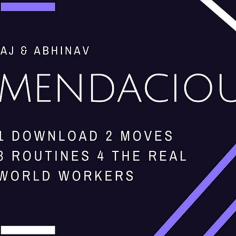 MENDACIOUS by AJ and Abhinav video DESCARGA