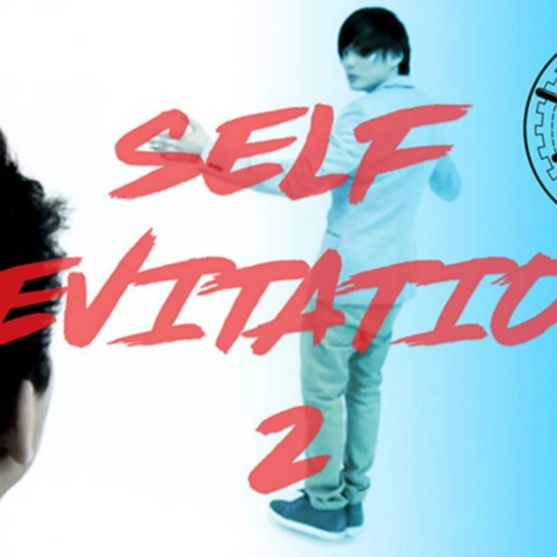The Vault - Self Levitation 2 by Ed Balducci routined by Gerry Griffin (Taught by Shin Lim/Paul Harris/Bonus Levitation by Jose