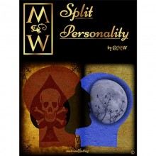 Split Personality by Master Wolf Mixed Media DESCARGA