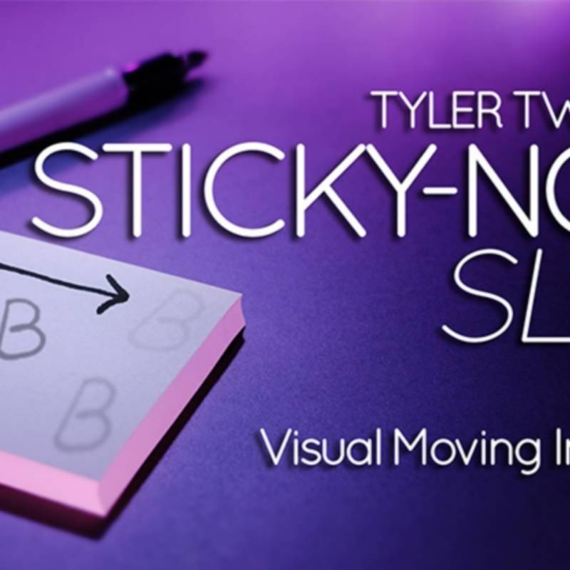The Sticky-Note Slide by Tyler Twombly video DOWNLOAD