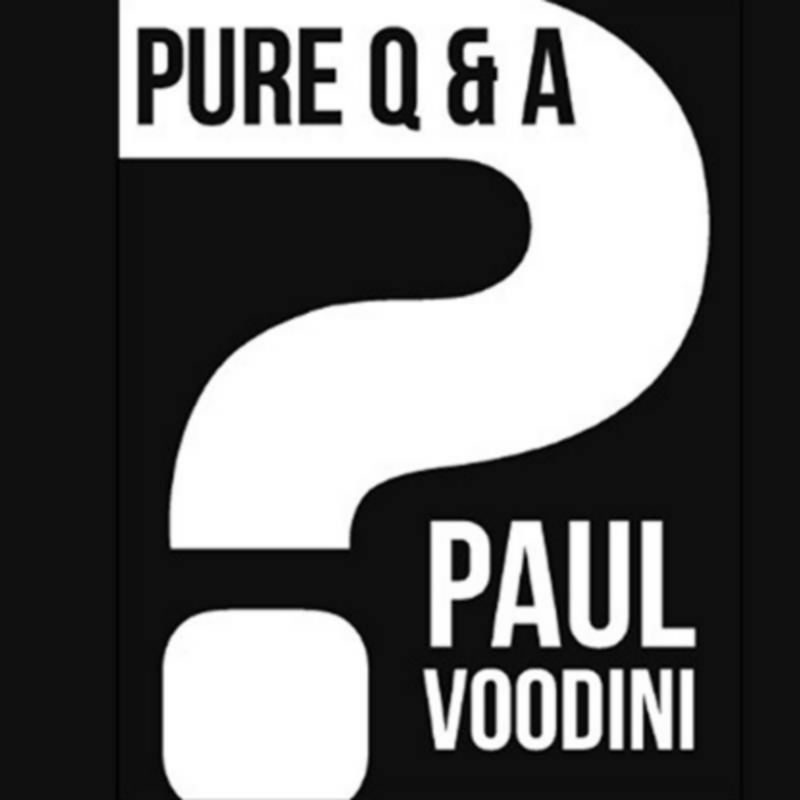 Pure Q & A by Paul Voodini eBook DOWNLOAD