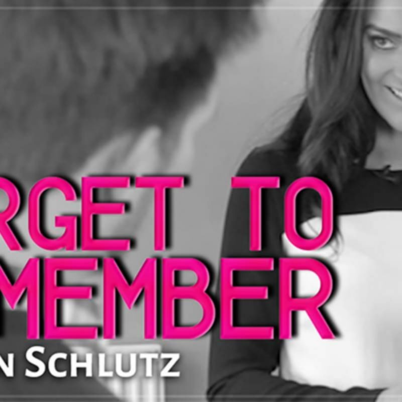 Forget to Remember by Ryan Schlutz and Big Blind Media video DESCARGA