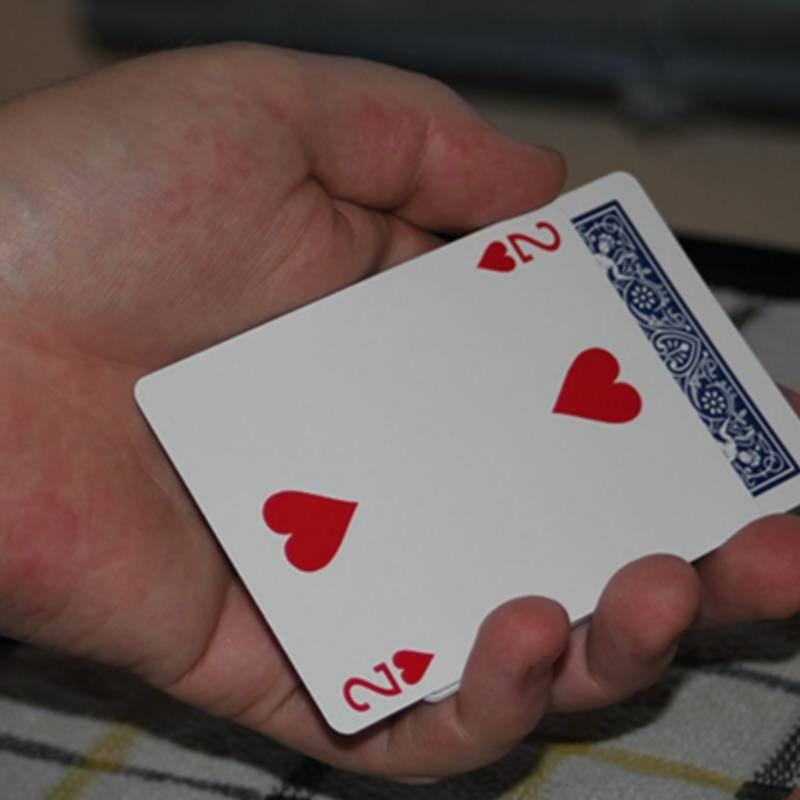 Royle's Ultimate Ambitious Card Descarga Routine by Jonathan Royle Mixed Media DESCARGA