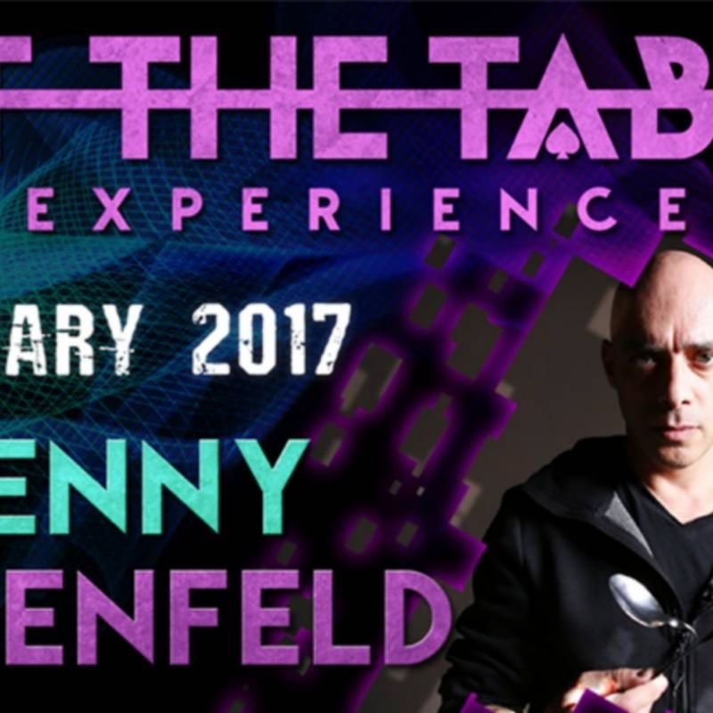 At The Table Live Lecture Menny Lindenfeld January 4th 2017 video DESCARGA