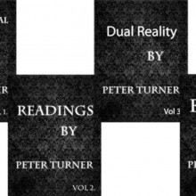 4 Volume Set of Reading, Billets, Dual Reality and Psychological Playing Card Forces by Peter Turner eBook DESCARGA