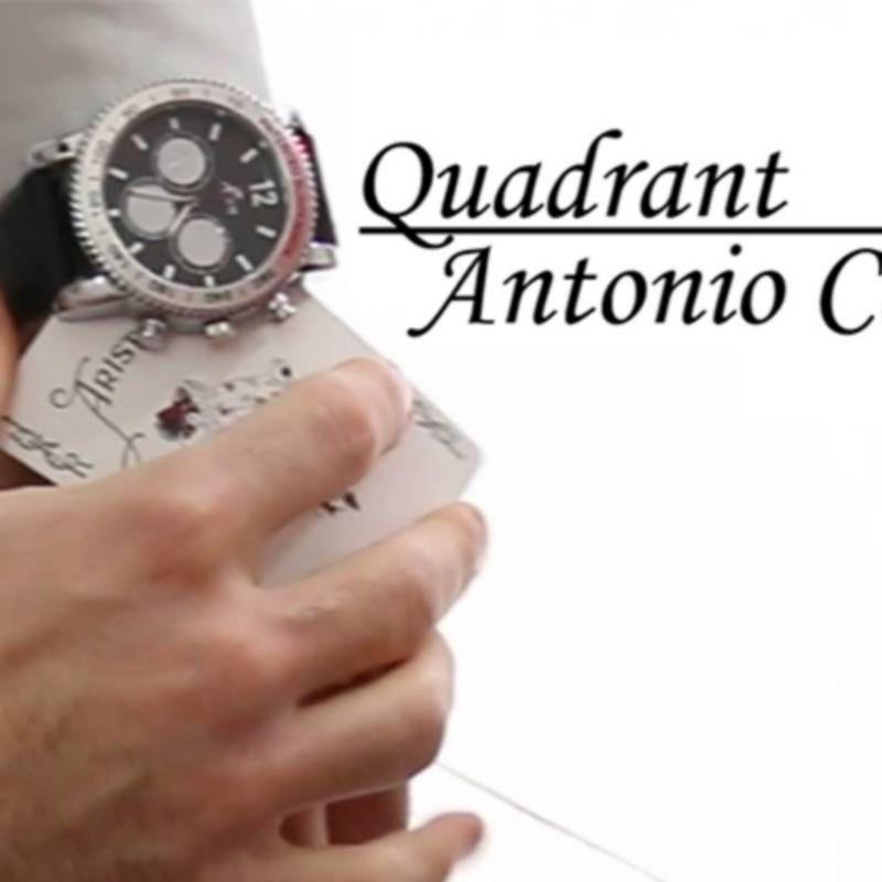 Quadrant by Antonio Cacace video DESCARGA