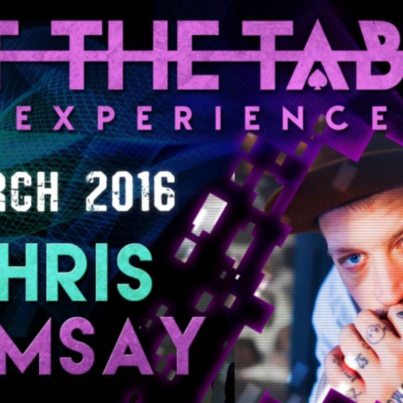 At the Table Live Lecture Chris Ramsay March 2nd 2016 video DESCARGA
