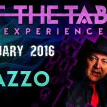 At the Table Live Lecture Gazzo February 3rd 2016 video DESCARGA