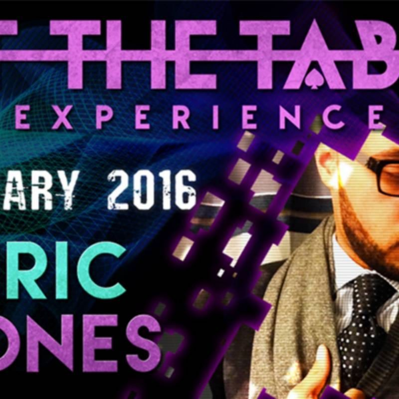 At the Table Live Lecture Eric Jones January 20th 2016 video DESCARGA