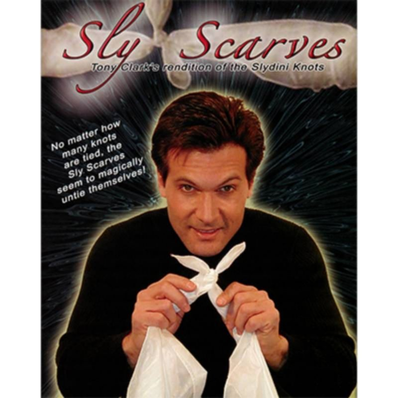 Sly Scarves (Scarves NOT Included) by Tony Clark - DESCARGA