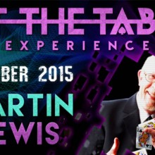 At the Table Live Lecture Martin Lewis October 21st 2015 video DESCARGA