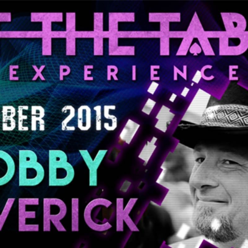At the Table Live Lecture Bobby Maverick October 7th 2015 video DESCARGA
