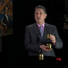 Master Course Cups and Balls Vol. 1 (Spanish) by Daryl - video DESCARGA
