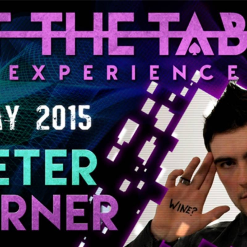 At the Table Live Lecture Peter Turner 5/20/2015 video DESCARGA