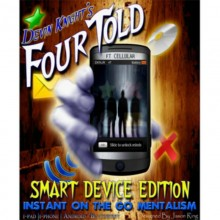 Four Told by Devin Knight - Mixed Digital DESCARGA