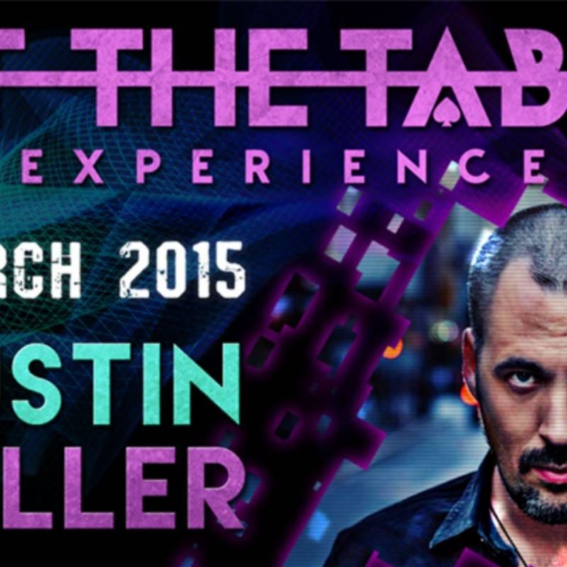 At the Table Live Lecture - Justin Miller 3/18/2015 - video DESCARGA