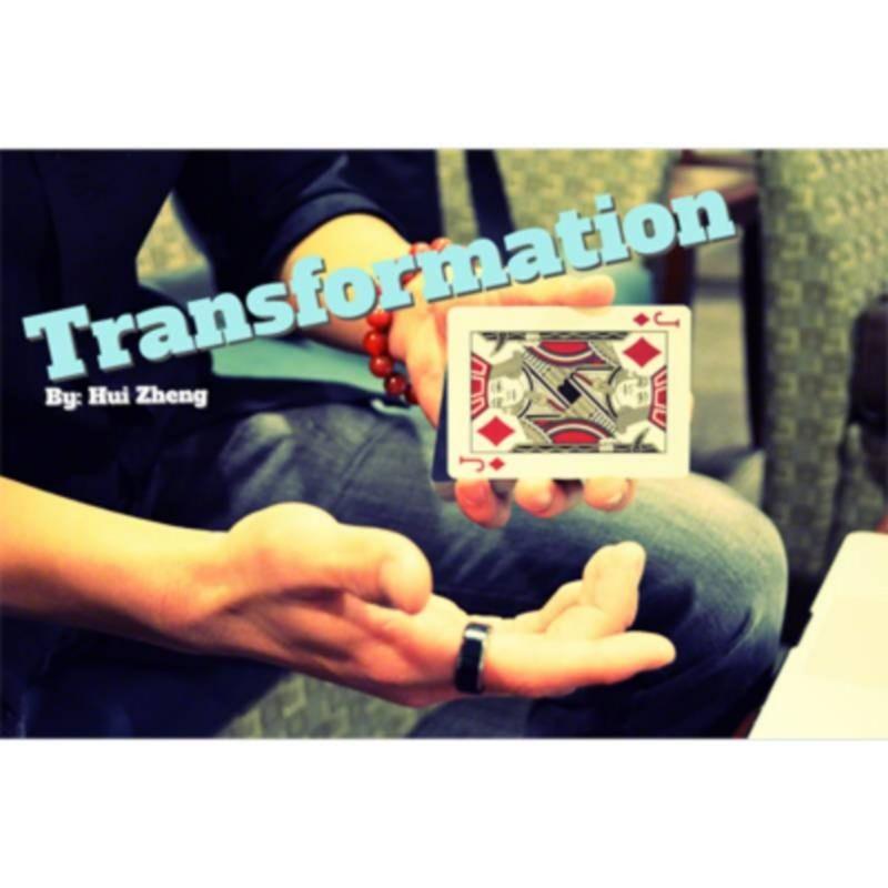 Transformation by Hui Zheng - Video DOWNLOAD