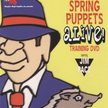 Make Your Spring Puppets Alive - Training by Jim Pace video DESCARGA