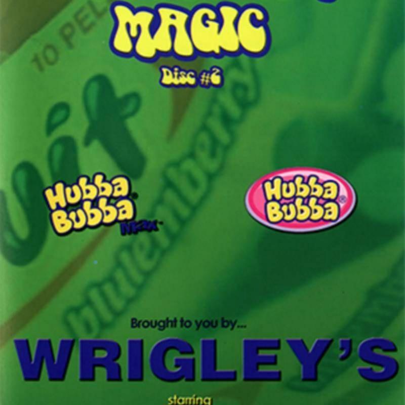 Bubble Gum Magic by James Coats and Nicholas Byrd - Volume 2 video DOWNLOAD