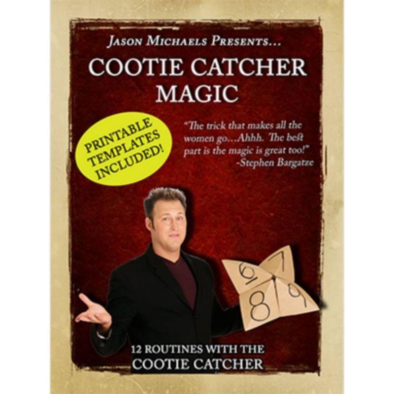 Cootie Catcher by Jason Michaels video DESCARGA