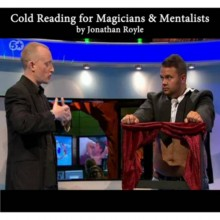 Cold Reading for Magicians & Mentalists by Jonathan Royle - eBook DOWNLOAD