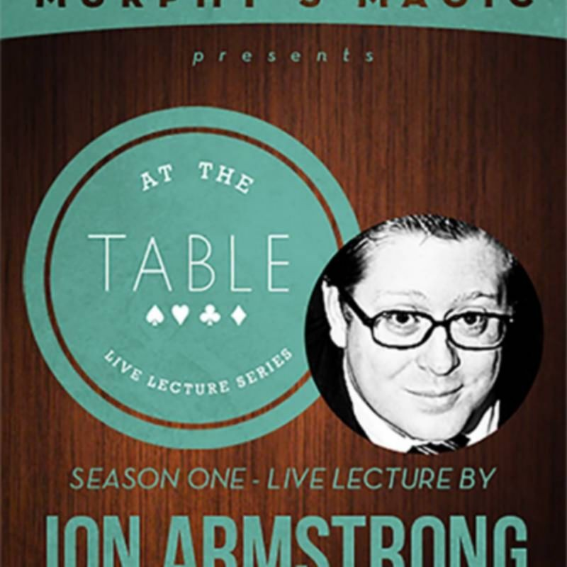 At the Table Live Lecture - Jon Armstrong 6/4/2014 - video DESCARGA