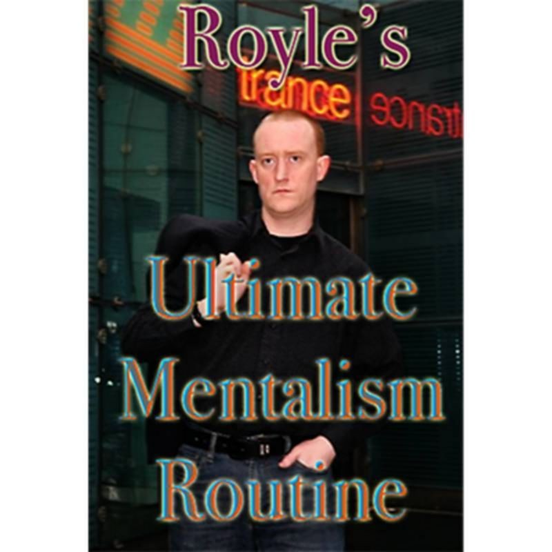 Royle's Ultimate Mentalism Routine by Jonathan Royle - ebook DOWNLOAD