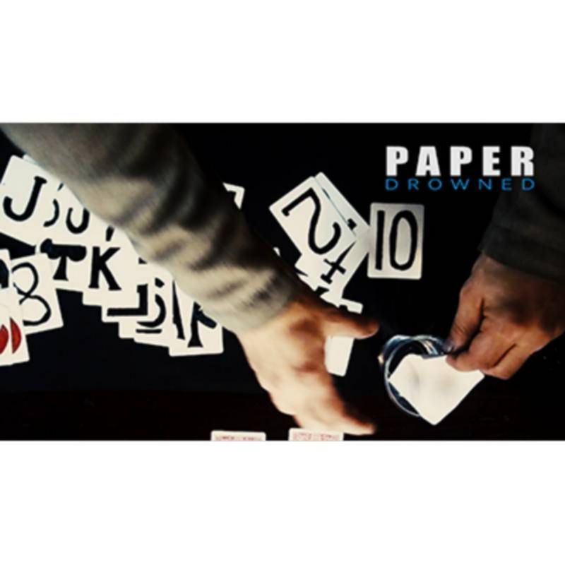 Paper Drowned by Mr. Bless - Video DESCARGA