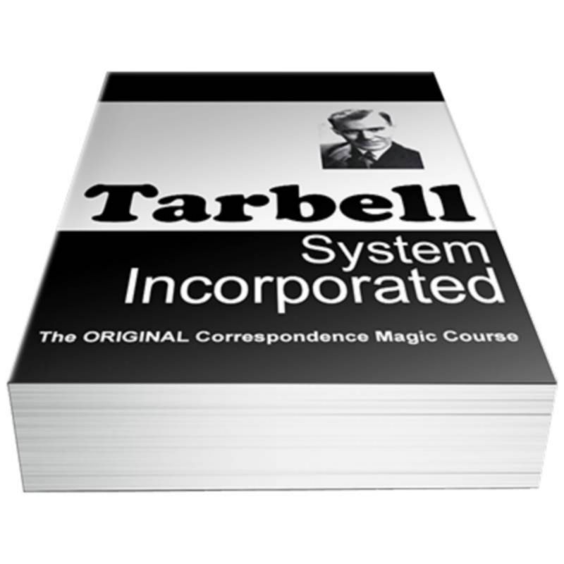 The Tarbell Course in Magic by Harlan Tarbell The Conjuring Arts Research Center - eBook DOWNLOAD