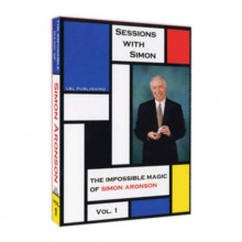 Sessions With Simon: The Impossible Magic Of Simon Aronson - Volume 1 video DOWNLOAD