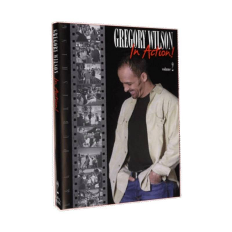 In Action Volume 2 by Gregory Wilson video DOWNLOAD