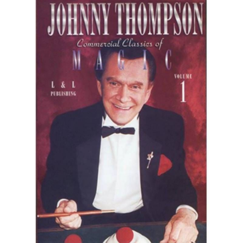 Johnny Thompson Commercial- 1 video DOWNLOAD