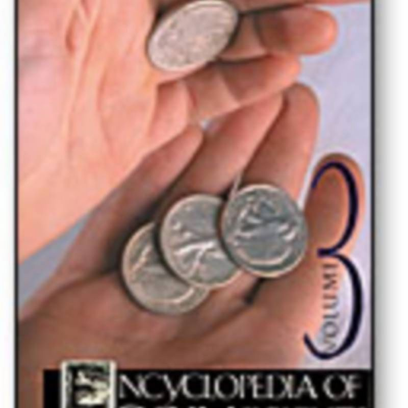 Encyclopedia of Coin Sleights Volume 3 by Michael Rubinstein video DOWNLOAD