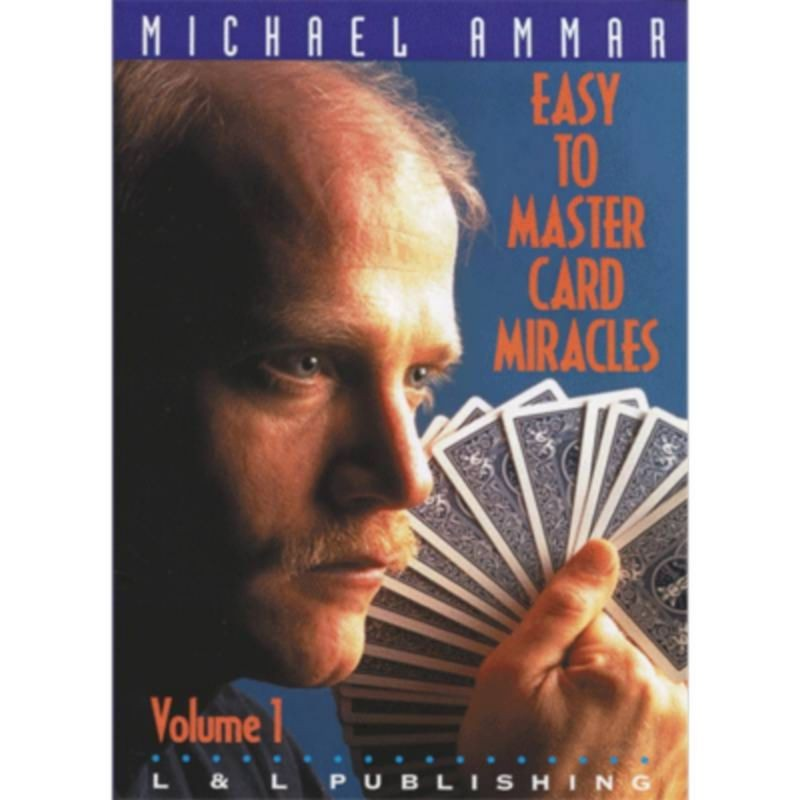 Easy to Master Card Miracles Volume 1 by Michael Ammar video DESCARGA