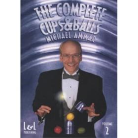 Cups & Balls Michael Ammar - 2 video DESCARGA