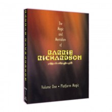 Magic and Mentalism of Barrie Richardson 1 by Barrie Richardson and LL video DESCARGA