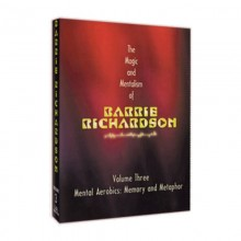 Magic and Mentalism of Barrie Richardson 3 by Barrie Richardson and L&L video DESCARGA