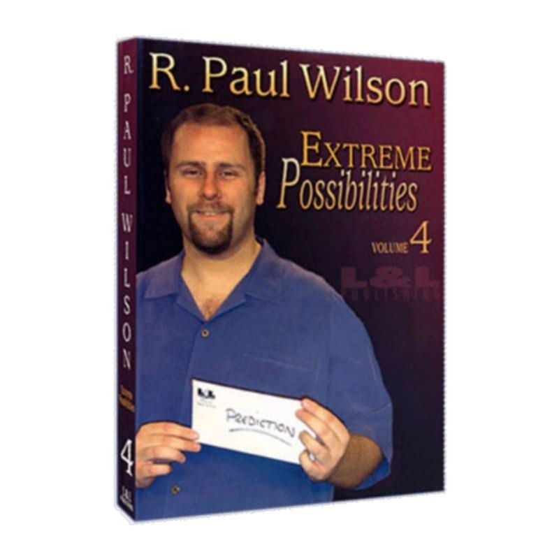 Extreme Possibilities - Volume 4 by R. Paul Wilson video DESCARGA