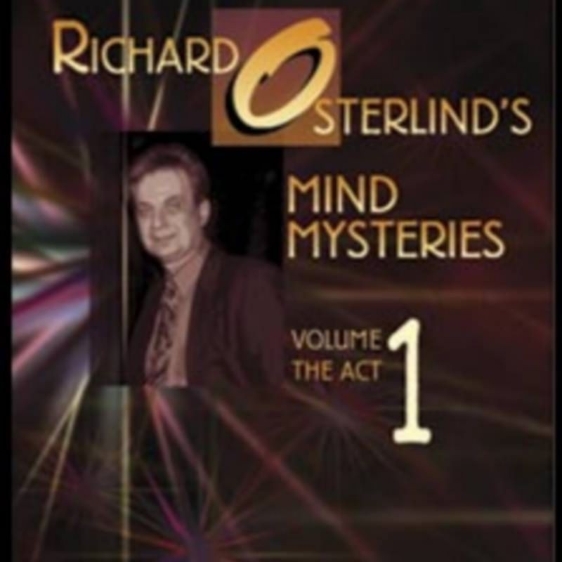 Mind Mysteries Vol 1 (The Act) by Richard Osterlind video DESCARGA