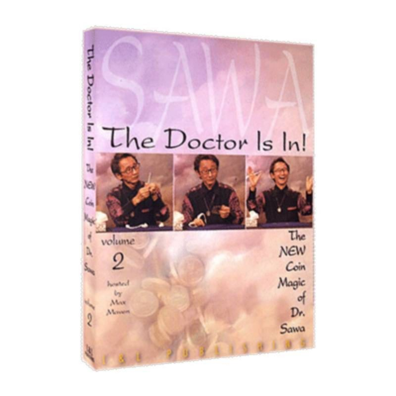 The Doctor Is In - The New Coin Magic of Dr. Sawa Vol 2 video DESCARGA