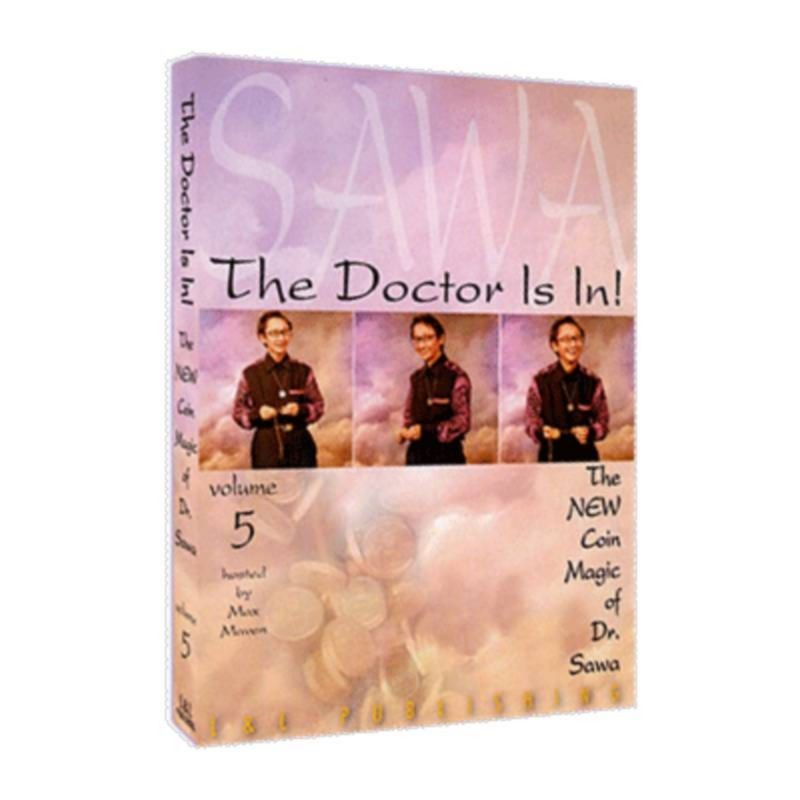 The Doctor Is In - The New Coin Magic of Dr. Sawa Vol 5 video DESCARGA